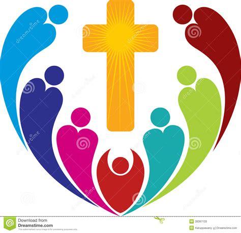 imagenes de la religion logotipo de la gente de la religi 243 n ilustraci 243 n del vector