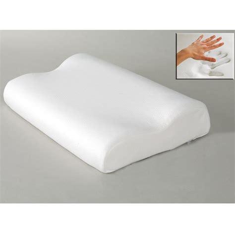 almohada para cervical almohada viscoel 225 stica cervical productos de farmacia