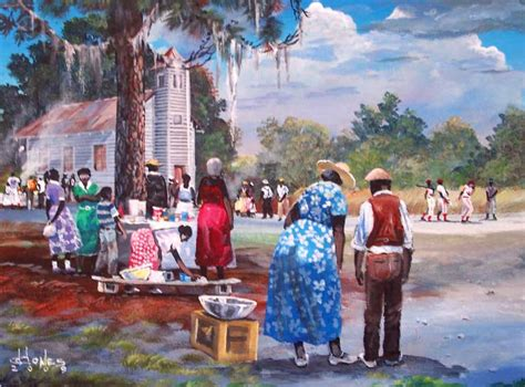 soul family boat traditional gullah 4th of july on hilton head island