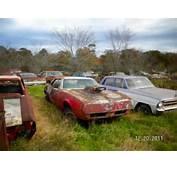 Muscle Car Salvage Yard  YouTube