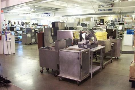refurbished restaurant equipment dine company autos post