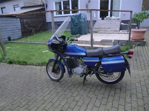 Motorrad Verkleidung Verkaufen by Motorrad Mz Etz 250 Mit Verkleidung In Schiffweiler