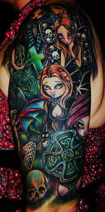 dark but colorful tattoo s pinterest body art and
