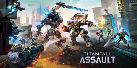 titanfall  mobile  titanfall assault