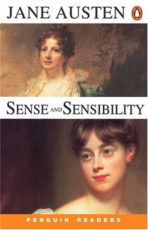 sense and sensibility penguin sense and sensibility penguin readers level 3 by cherry gilchrist reviews discussion