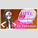 Pokemon Hilda Cosplay Hat | 1280 x 720 jpeg 125kB