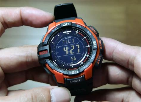 Keren Jam Tangan Suunto Sp 001 casio pro trek prg 270 4 indowatch co id