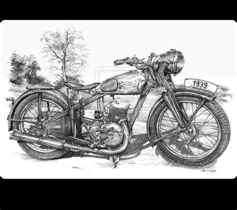 pin von  fi auf jawa motorrad