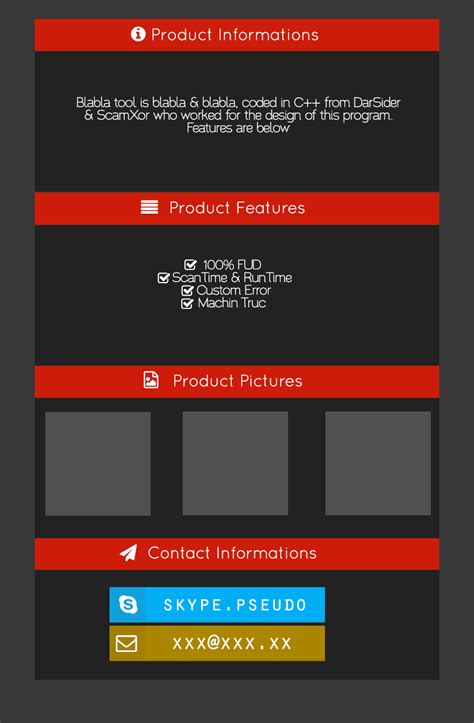 Own Creation Ui Thread Design Thread Design Template