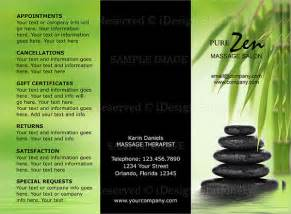 15  Spa Brochures   PSD, In Design, PDF