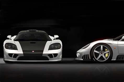 saleen s7 the saleen s7 returns for million dollar lm special
