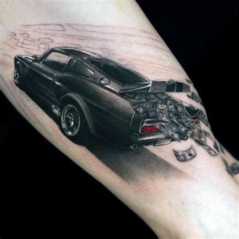 motor tattoos 70 car tattoos for cool automotive design ideas