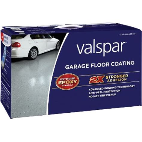 buy the valspar mccloskey 024 0081020 022 epoxy garage floor coating kit light gray hardware