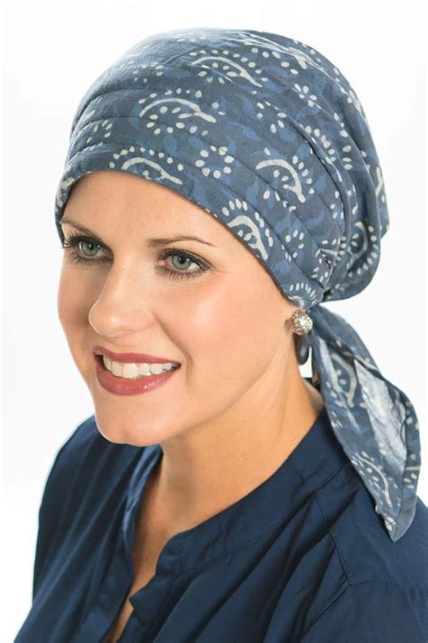 padded carol scarf cancer patient headcoverings