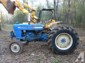 Ford 4000 Tractor For Sale 1972 Ford 4000 Tractor Valley Al For Sale In