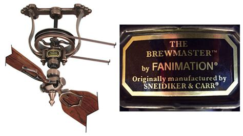Brewmaster Ceiling Fan by Brewmaster Ceiling Fans Recalled In Compliance Magazine