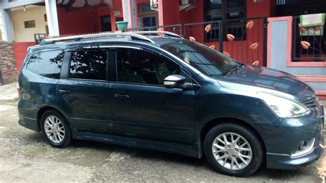 Lu Belakang Nissan Grand Livina 2013 1 Set nissan grand livina hws 1 5 2013 mobilbekas