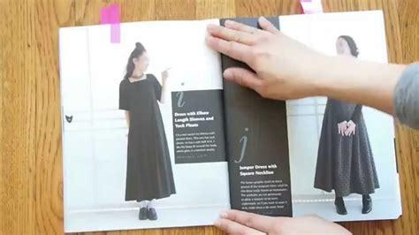 japanese pattern book review basic black japanese sewing pattern book review