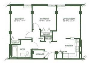 Handicap Home Plans by 2 Bedroom Handicap House Plans Submited Images Pic2fly