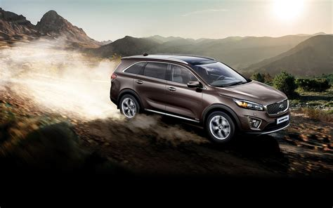 Kia American Car 2016 American Truck Of The Year Nominee Kia Sorento