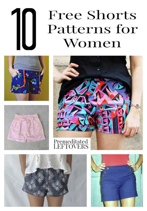instructions with pictures on how to cut short hair yourself best 25 pattern shorts ideas on pinterest short pattern