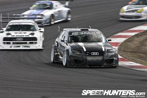 Ts 07 Racing White car spotlight gt gt ts racing audi a3 speedhunters