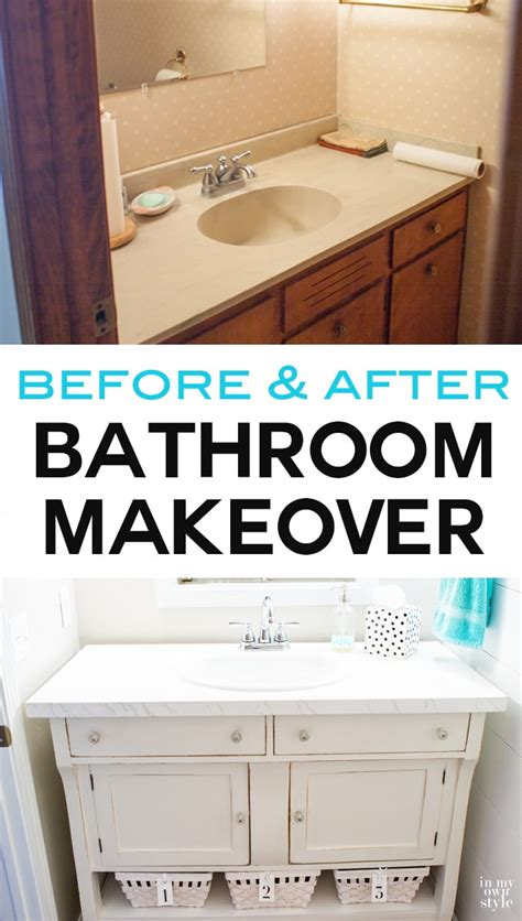 powder room makeovers quiet chic powder room makeover in my own style