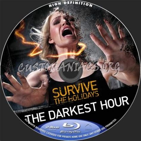 darkest hour blu ray the darkest hour blu ray label dvd covers labels by