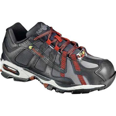 athletic work shoes nautilus alloy toe static dissipative athletic work shoe
