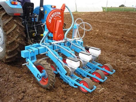 Row Seed Planter by Ms Planters Vegatable Planters Seed Planters