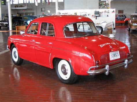1959 renault dauphine renault dauphine henney 1959 motor museum