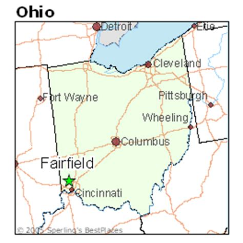 houses for rent in fairfield ohio best places to live in fairfield ohio