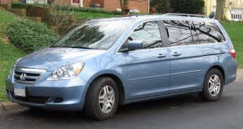 2005 Honda Odyssey Information 2005 Honda Odyssey Information And Photos Momentcar