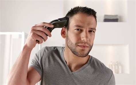 men hairstyles using clippers best men s hair clippers for home and barbers 2018