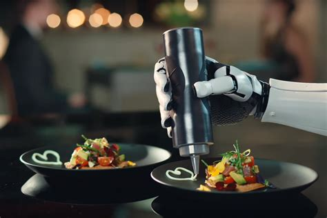 Robot Kitchen by The Robot Chef To Start Cooking In Kitchens Smart