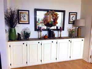 Dining Room Cabinets For Storage 8 Practically Free Ways To Diy Your Stuff Into New Storage