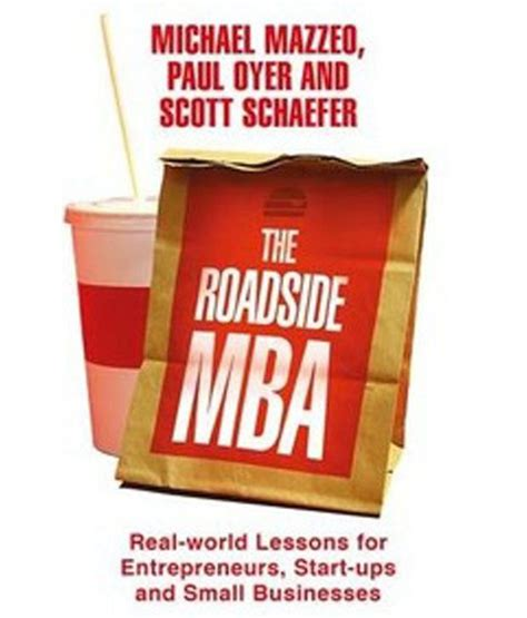 Senior Product Management Offer Mba by The Roadside Mba Buy The Roadside Mba At Low Price