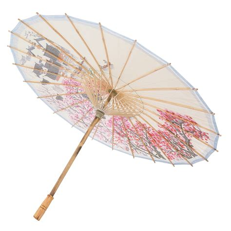 Paper Umbrella - rainproof handmade paper umbrella parasol 33