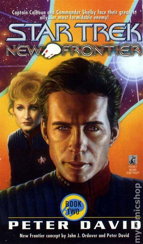 in the of the frontier volume 1 books trek new frontier book 2 pb 1997 pocket novel comic