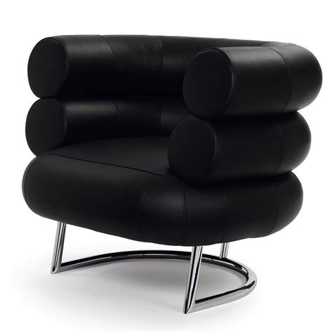 Eileen Gray Armchair by Eileen Gray Bibendum Chair Lounge Chairs Furniture