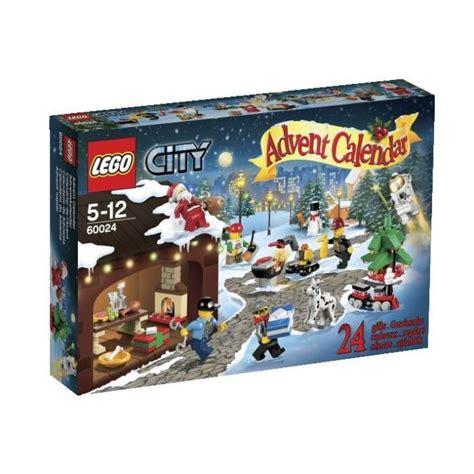 Calendrier De L Avent Lego Lego City 60024 Calendrier De L Avent Achat Vente