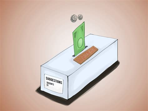How To Make A Donation Box Out Of Paper - how much money can i make donating a kidney and also xp forex