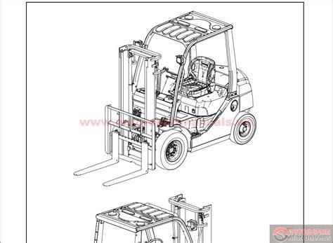 toyota forklift wiring schematics toyota wiring diagram