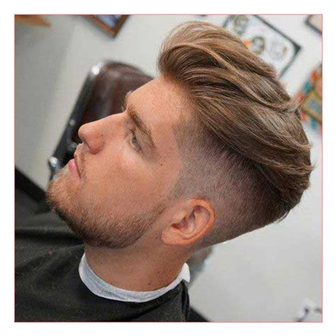 hair style with longer on sides undercut short sides long top