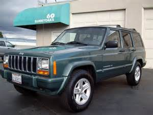 2000 Jeep Xj 2000 Green Jeep Truck Photo Pictures Of Jeeps