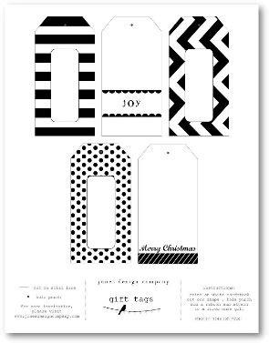 jones design company printable gift tags christmas gift tags jones design company