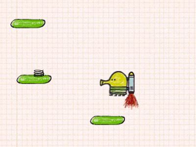 doodle jump ideas guess what app is now the most popular paid app