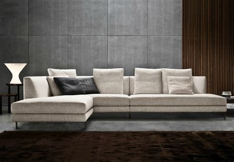 minotti sectional allen sectional sofa www minotti com furniture pinterest