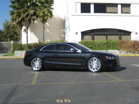 audi a5 custom costo audi a5 audi a5 s5 with custom wheels real