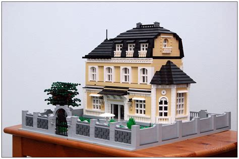 moc usonian style house lego town eurobricks forums marvellous lego house plans photos best inspiration home